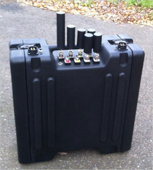 Briefcase Portable Signal Jammers